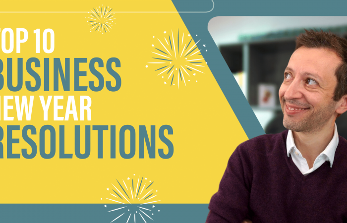 Top 10 Business New Year Resolutions